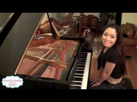 Nicki Minaj - Right Thru Me/ Auld Lang Syne   Piano Cover by Pianistmiri 이미리