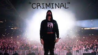 """Eminem """" Criminal """" live Sydney 2019 Rapture Tour #eminem #rapture #live"""