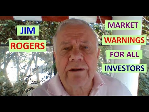 Jim Rogers: Market Warnings for All Investors // 2017 bitcoin us dollar collapse market crash 2018