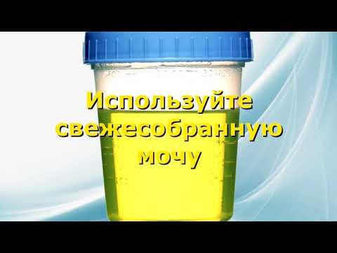 Тест полоски «pH тест» - Ваше здоровье