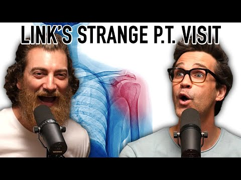 Link's Strange Physical Therapy Visit