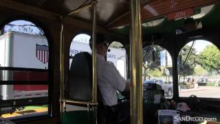 Old Town Trolley Tours - SanDiego.com