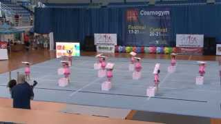 Cosmogym 2015 - 3rd Zone (highlights) - 19/6/2015 - 15:15-18:30