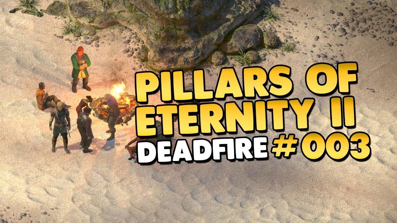 Pillars of Eternity II: Deadfire pets - Official Pillars ...