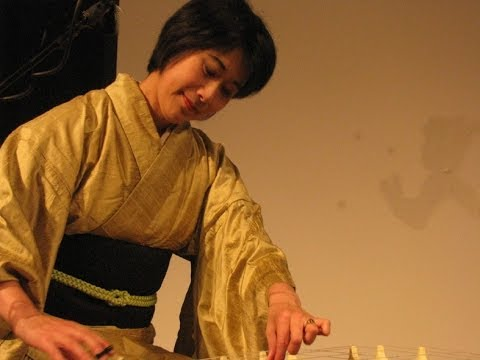 Mieko Miyazaki Mushi No Uta Japanese Chamber Music Koto Solo
