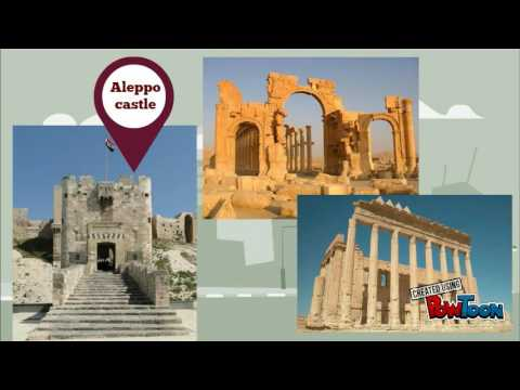 Syria's Culture, Done by AMPS Students.