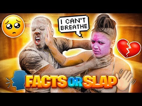 SMACKS OR FACTS CHALLENGE | BAD IDEA