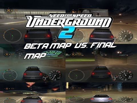 Need for Speed Underground 2 Super Urban Pro Mod - Улучшенный НФС