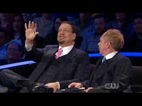 MOST INAPPROPRIATE ACT!!! Eric Dittelman on Penn & Teller: Fool Us
