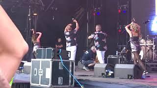 Black Lace ... Agadoo Live @ Lets Rock Norwich