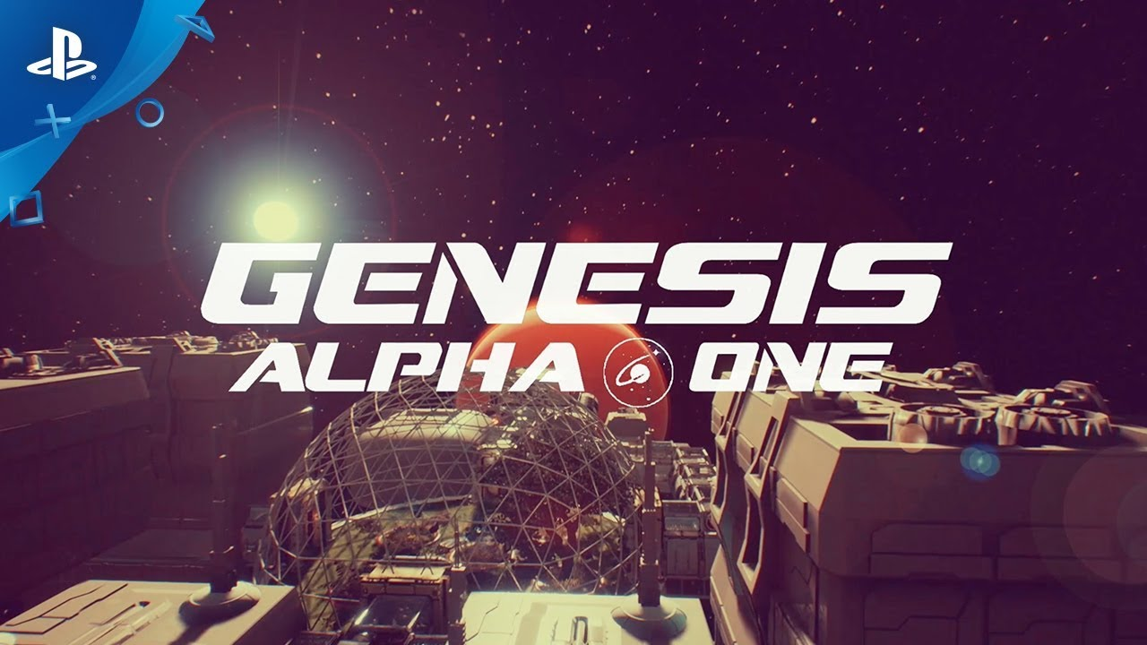 Genesis Alpha One – Survival Trailer | PS4