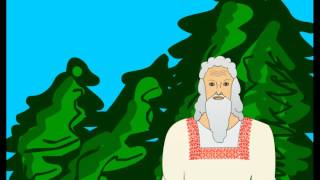 Песнь о Вещем Олеге. мультфильм