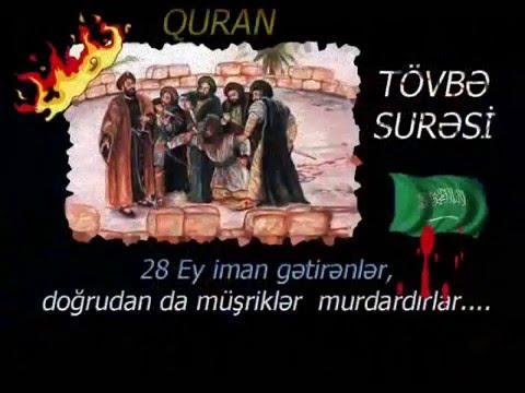 İncil və Quran bəşəriyyətə nə öyrədir?