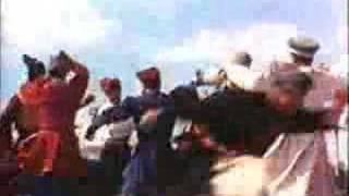 Dance of the Zaporozhian / Ukrainian Cossacks