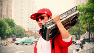 CHINA STREET HIPHOP DANCE CREW 2012 MUSIC VIDEO