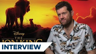 Billy Eichner On Singing With The Legendary Beyoncé In The Lion King
