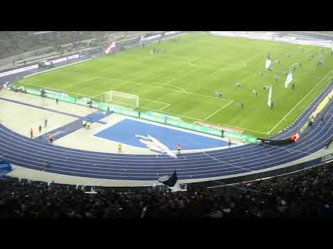 Hertha BSC Berlin - VFL Wolfsburg by footballsightseeing