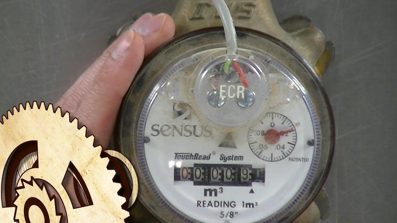 Water Meter: Equipment Autopsy #67 - YouTube [ 720 x 1280 Pixel ]