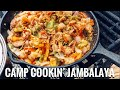 Camp Cookin    Jambalaya  -Junkyard Fox