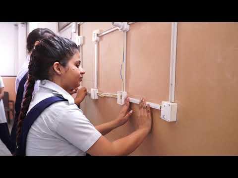 Staircase Wiring 1 | Bhushan ITI