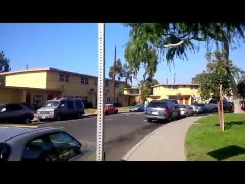 Nickerson Gardens - Одно из опаснейших мест Лос-Анджелеса
