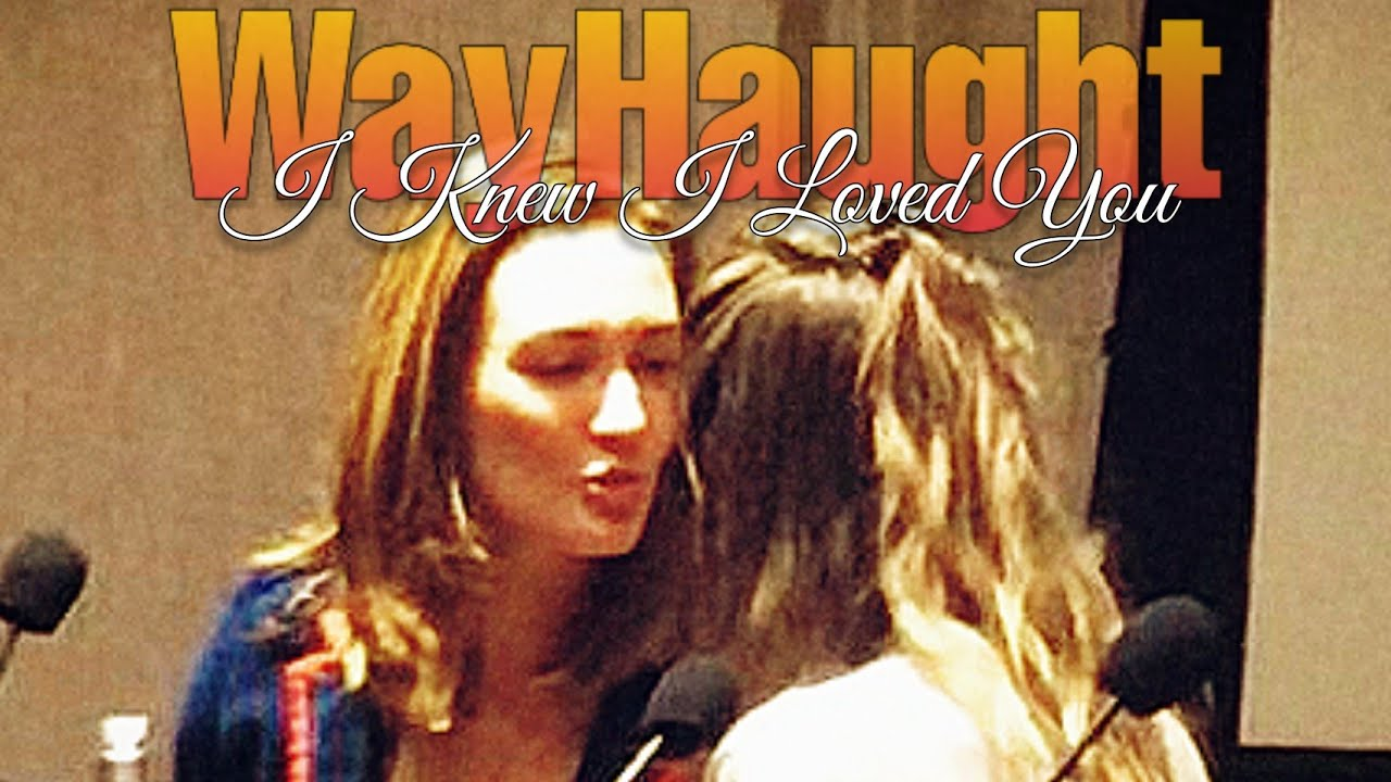Download Wayhaught || I Knew I Loved You - Domkat ( Dominique and Kathrine Barrell )