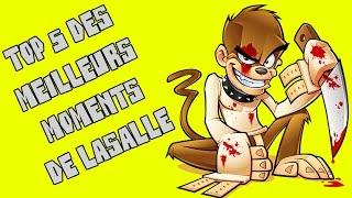 TOP 5 DES MEILLEURS MOMENTS DE LASALLE SUR SA CHAÎNE (NOUVELLE SÉRIE) ! thumbnail