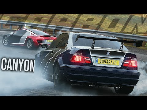 NFS Carbon Canyon Recreation in Forza Horizon 4! thumbnail