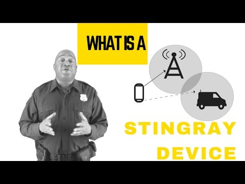 What Is A Stingray Device   Cell Phone Tracking Device   Surveillance Device Stingray