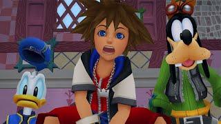 Bruce Plays Kingdom Hearts 2