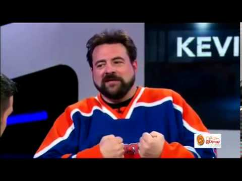Kevin Smith's best interview  With Stroumboulopoulos