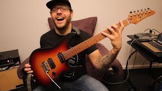 Ibanez AZ2402 REVIEW | Will this guitar make you a BETTER PLAYER???