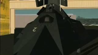 Lockheed Martin F-117 Nighthawk [HQ Animation]