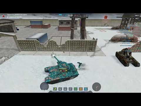 Tanki Online - Railgun Ultra