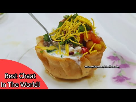 Katori Chaat   Best Chaat In The World   केटोरी चाट पकाने की विधि   Ramzan Special