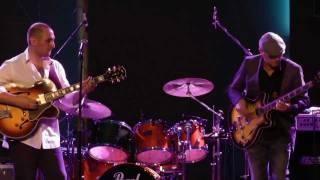 Daniele Cordisco quartet feat. Dario Deidda @ Eddie Lang Jazz Festival - No Moe (by Sonny Rollins)