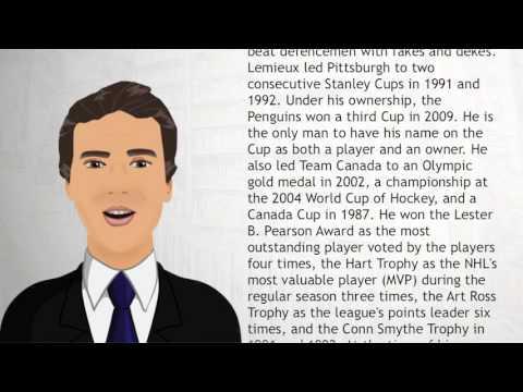 Mario Lemieux - Wiki Videos