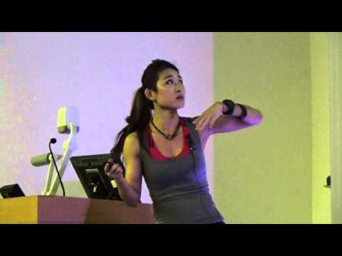 Life to be Personal Trainer | happy Ma | TEDxCUHK
