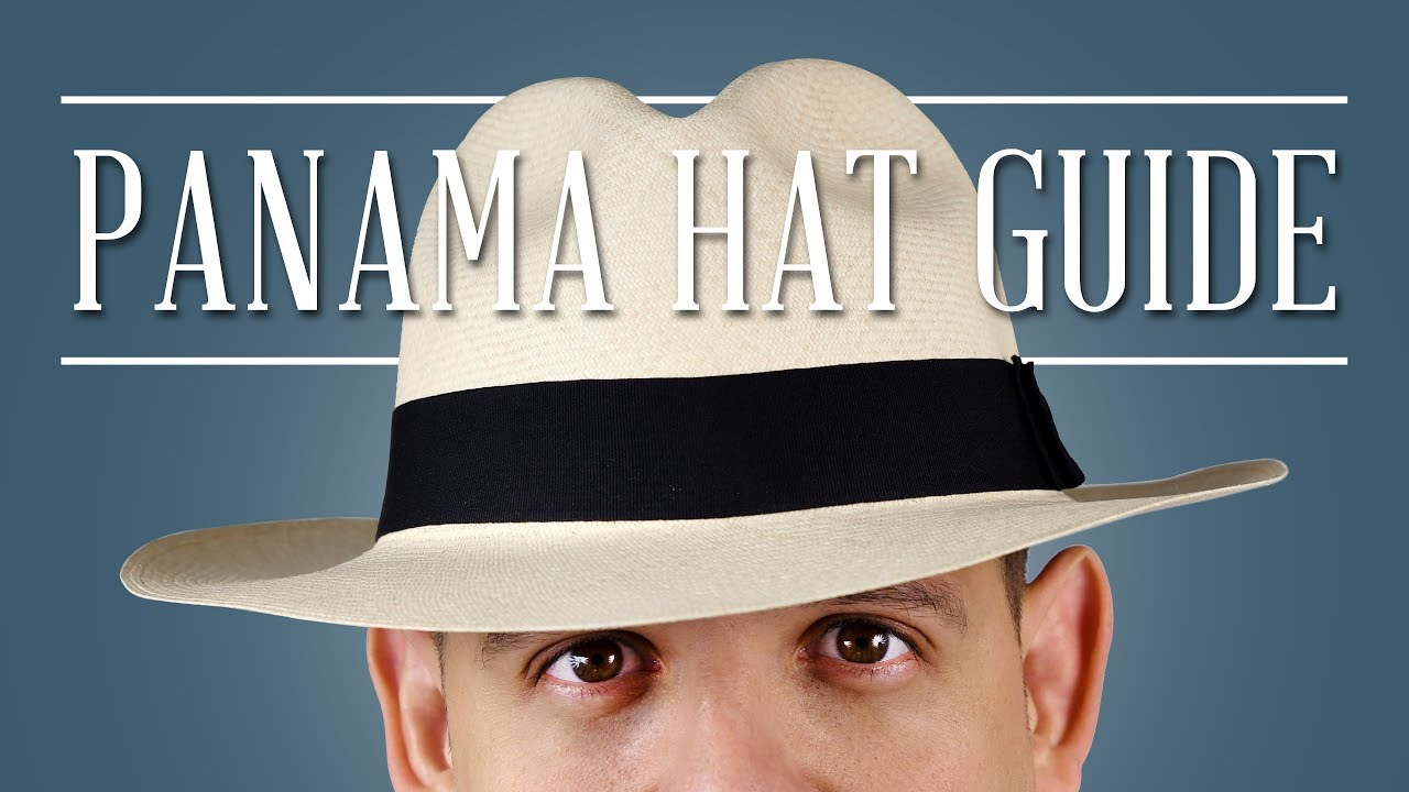 47665bb7041cde Panama Hat Guide — Gentleman's Gazette