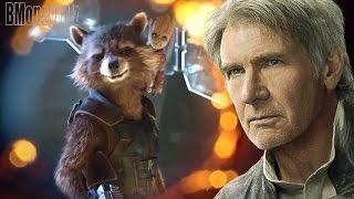 'Guardians Of The Force Awakens Vol. 2' Mash-Up Teaser Parody