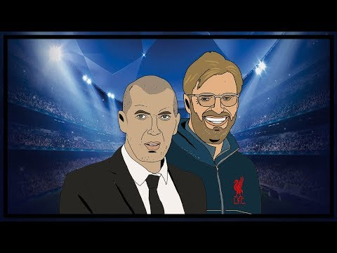 Real madrid vs liverpool tactical preview | champions league final