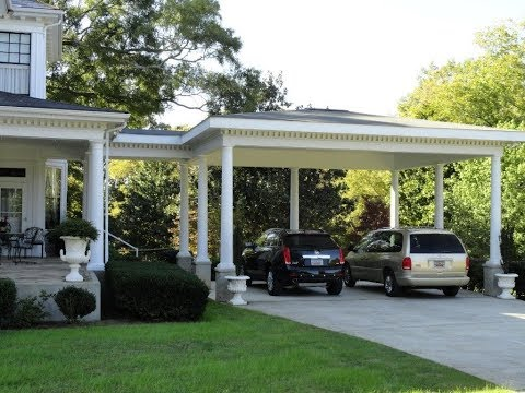 MUST LOOK !!! 24+ Carport Ideas Attached To House 2018