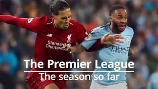 Premier League: How the league table has unfolded so far