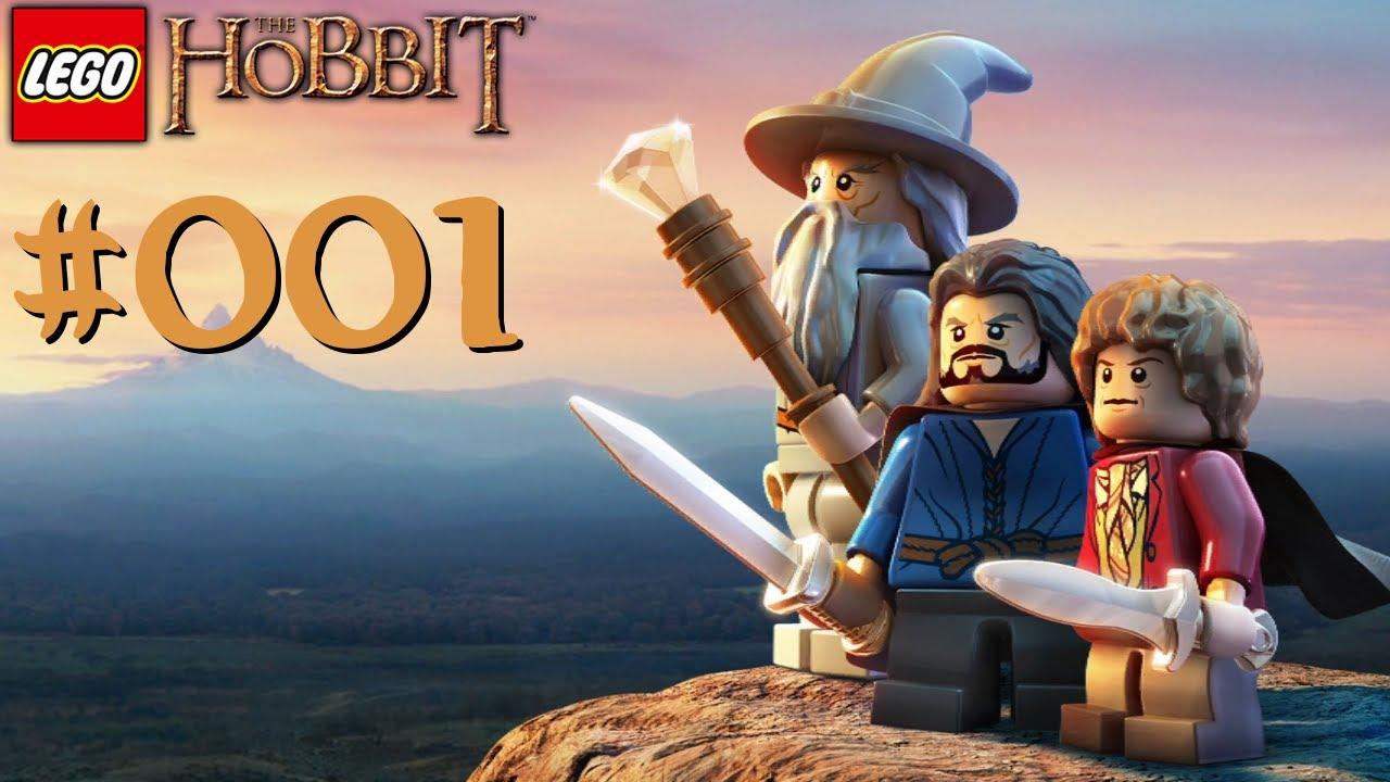 LEGO DER HOBBIT 001 Eine unerwartete Reise  Lets Play LEGO Der