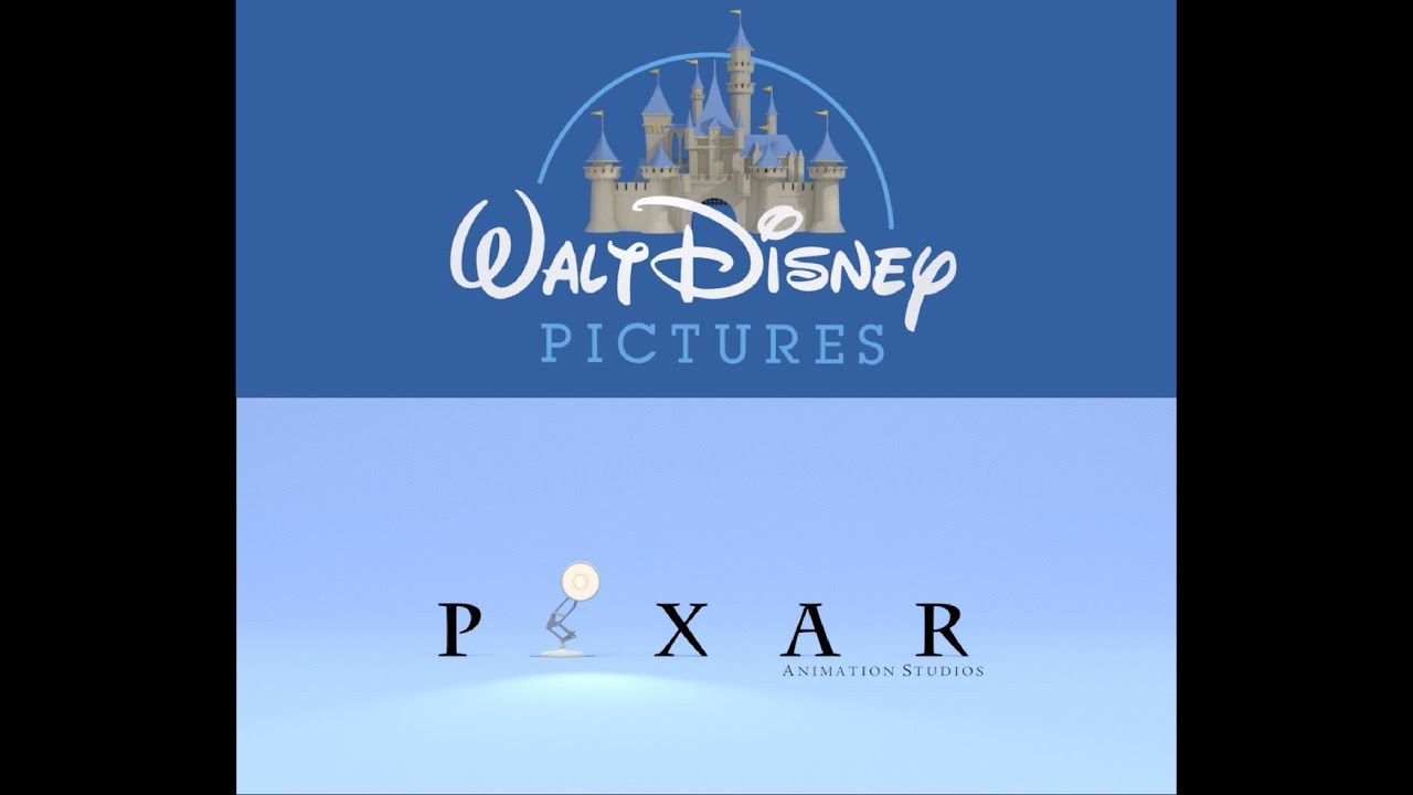 walt disney picturespixar animation studios logo blender