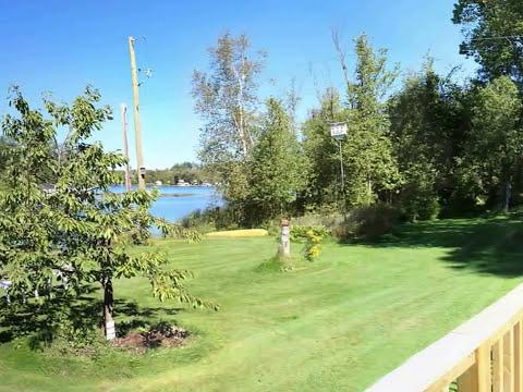 Rice Lake Cottage Rental, Ontario, Canada