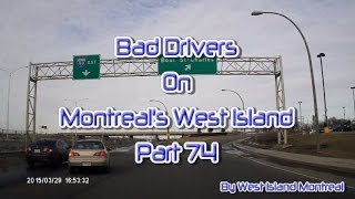 Bad Drivers on Montreal