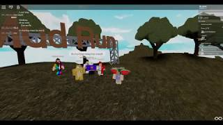Roblox Mud Run Mini Round 3