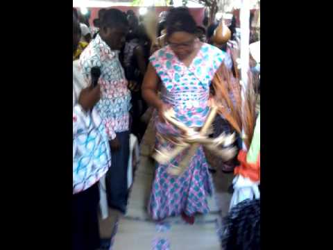 Mariage Traditionnelle Gabonaise