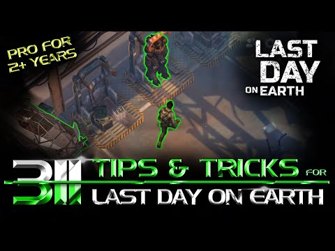 311 Tips And Tricks For Last Day On Earth Survival. Pro Guide (Red Magic)